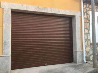 persiana garaje